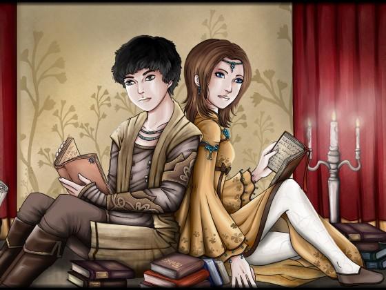Erijon und Leyla