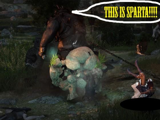 Sparta in BDO