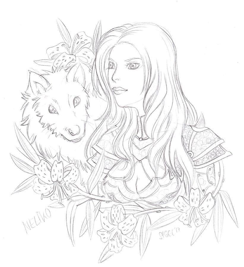 Portrait: Neliko